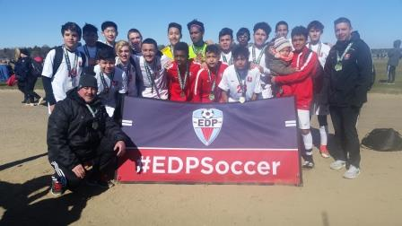 U15 Chargers win EDP Spring Classic!